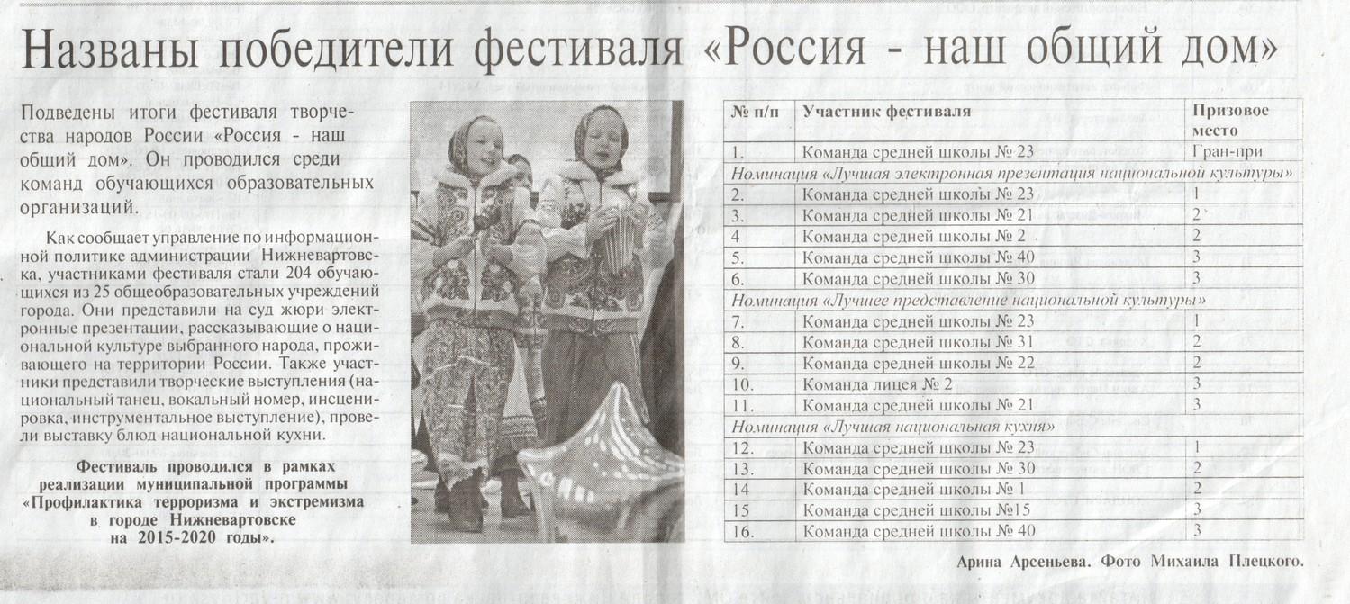 МБОУ quotСШ 42quot  Главная